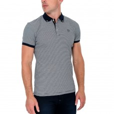 XV Kings by Tommy Bowe Randwick Polo Shirt, Blue