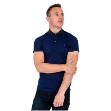 XV Kings by Tommy Bowe Redfield Polo Shirt, Fire Speck