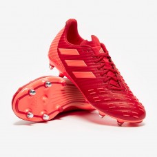ADIDAS ADULTS PREDATOR MALICE CON SG SCORCH