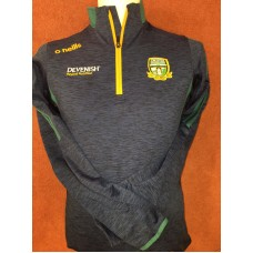Meath Gaa Navy Half Zip Kids