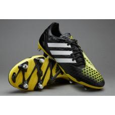 Adidas Predator Incurza SG-Core Black/Bright Yellow