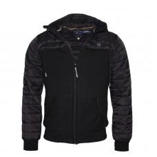 Tommy Bowe Mountain Jacket Black/Grey