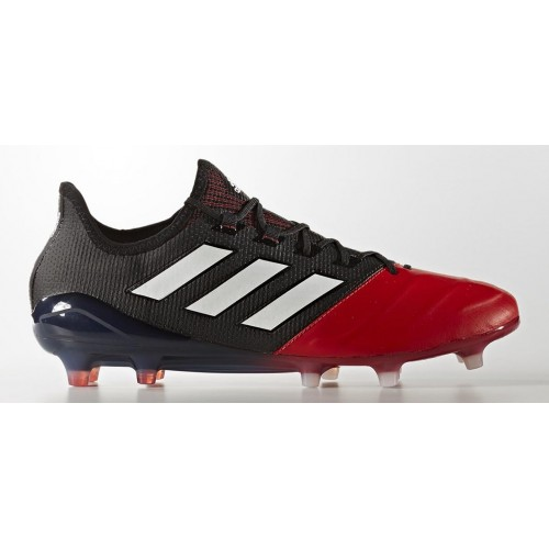 Adidas Ace 17.1 SG Black Red White 9c9a0ef33bf9