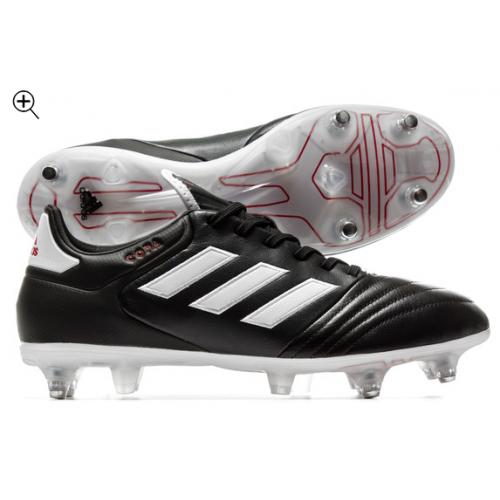 super popular c8b8e 0e216 Copa Mundial 17.2 SG Football Boots Core BlackWhiteCore Blac