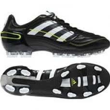 Adidas Predator X  FG Black  White Electr