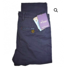Fyffes Classic Navy Chinos – XV Kings – Tommy Bow