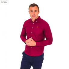 Tommy Bowe Crumlin Shirt- Crimson